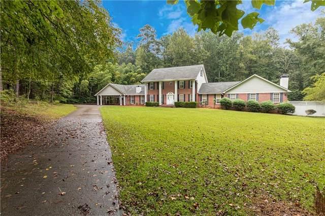 193 S Kite Lake Road, Fayetteville, GA 30214 (MLS #6947114) :: Good Living Real Estate