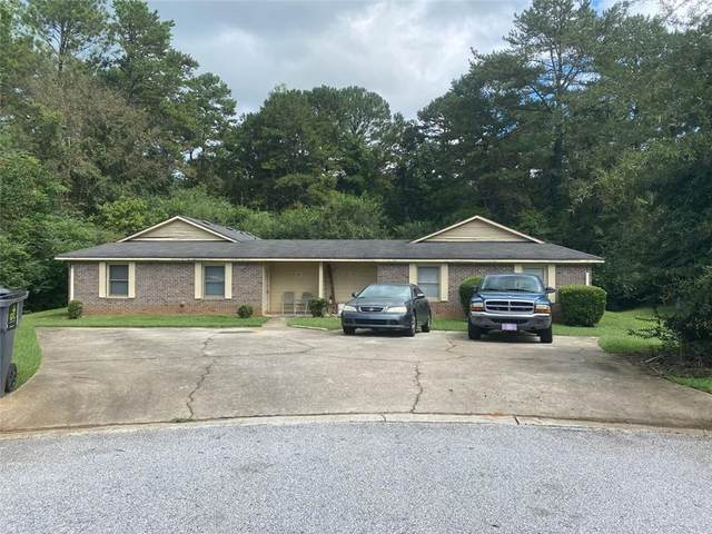 1625 Riverside Trail NE, Conyers, GA 30013 (MLS #6947139) :: Virtual Properties Realty