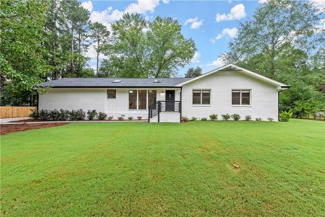 613 Gordon Combs Road NW, Marietta, GA 30064 (MLS #6947151) :: RE/MAX Paramount Properties