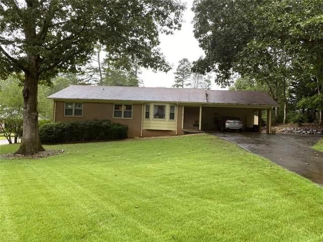 4510 Seminole Drive, Gainesville, GA 30506 (MLS #6947153) :: North Atlanta Home Team