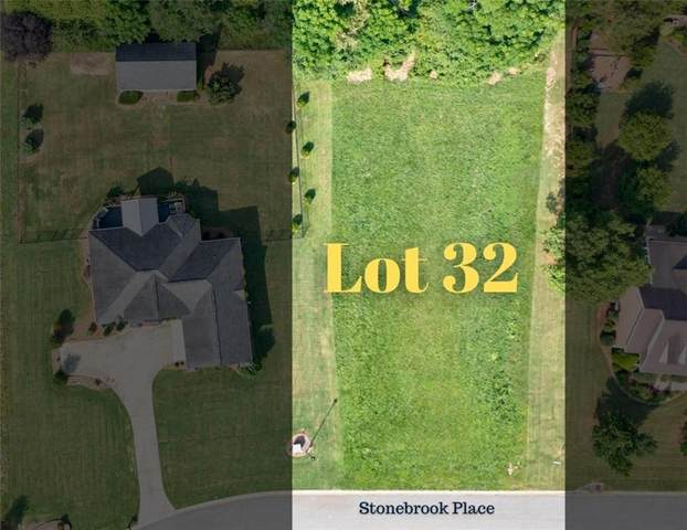 60 Stonebrook Place, Lavonia, GA 30553 (MLS #6947164) :: Lantern Real Estate Group