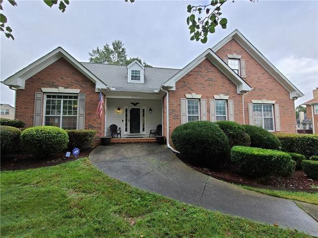 4000 Birdie Drive, Douglasville, GA 30134 (MLS #6947190) :: Good Living Real Estate