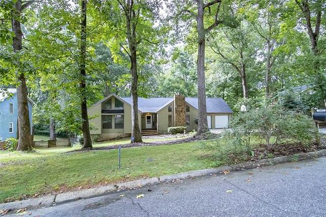 2857 Rosemont Drive, Lawrenceville, GA 30044 (MLS #6947213) :: RE/MAX Paramount Properties