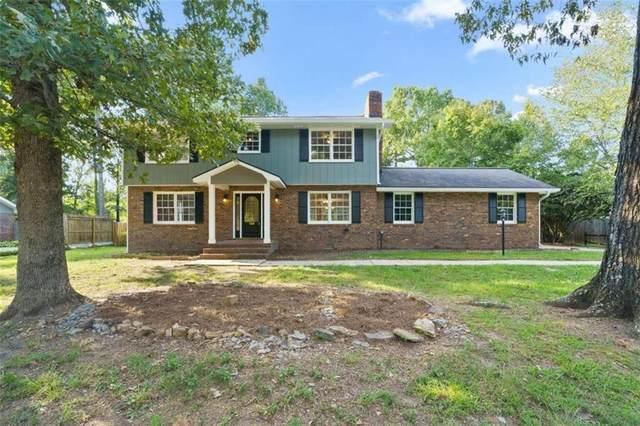 110 Rolling Oaks Drive NW, Rome, GA 30165 (MLS #6947231) :: North Atlanta Home Team