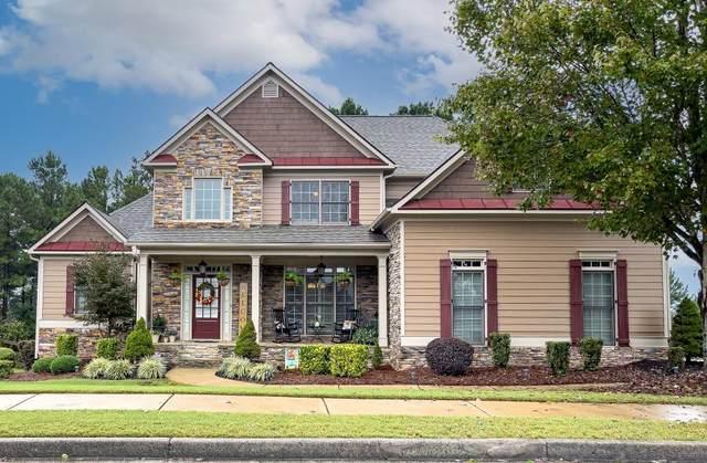 349 Blackberry Run Drive, Dallas, GA 30132 (MLS #6947238) :: North Atlanta Home Team