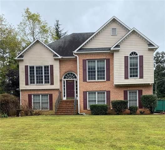 4904 Ascot Bluff NW, Acworth, GA 30102 (MLS #6947245) :: North Atlanta Home Team