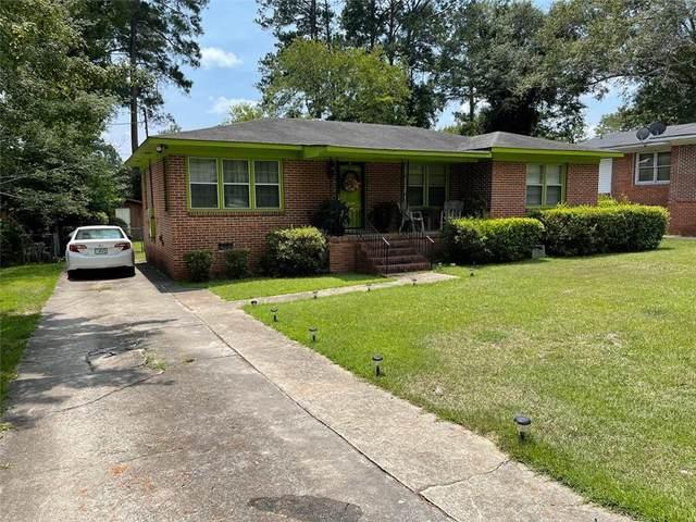 3342 Hallwood Circle, Macon, GA 31204 (MLS #6947252) :: RE/MAX Paramount Properties