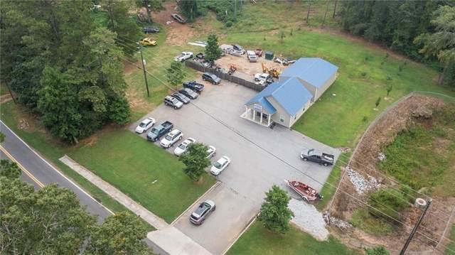 7105 Brown Bridge Road, Covington, GA 30014 (MLS #6947282) :: The Kroupa Team | Berkshire Hathaway HomeServices Georgia Properties