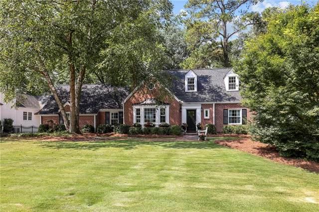 2314 Havenridge Drive NW, Atlanta, GA 30305 (MLS #6947284) :: North Atlanta Home Team
