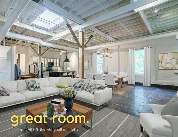 585 White Circle #401, Athens, GA 30605 (MLS #6947288) :: Cindy's Realty Group
