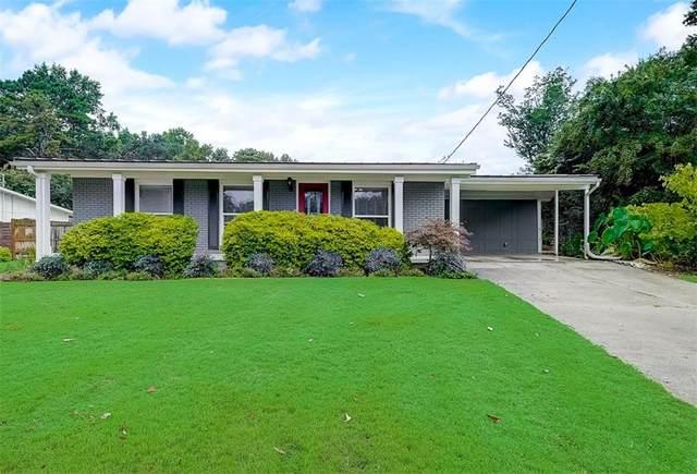 1801 Lochlomand Lane SE, Smyrna, GA 30080 (MLS #6947299) :: RE/MAX Paramount Properties