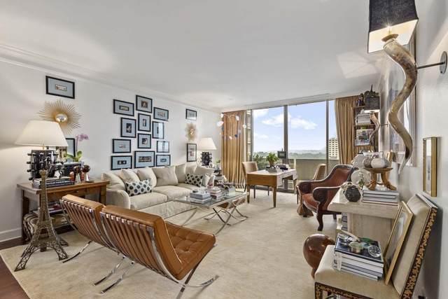 2575 Peachtree Road 14B, Atlanta, GA 30305 (MLS #6947300) :: Atlanta Communities Real Estate Brokerage
