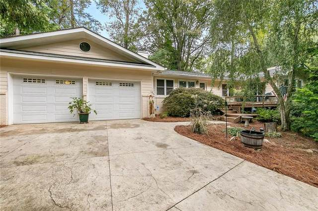 1389 Dogwood Circle SE, Smyrna, GA 30080 (MLS #6947307) :: The Kroupa Team | Berkshire Hathaway HomeServices Georgia Properties