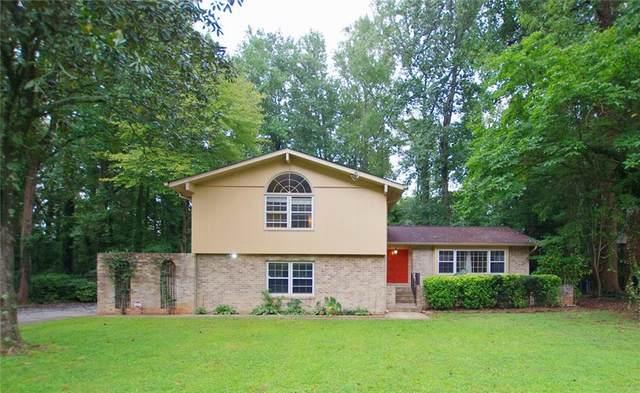 4505 Cedar Park Drive, Stone Mountain, GA 30083 (MLS #6947316) :: North Atlanta Home Team