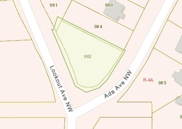 982 Ada Avenue NW, Atlanta, GA 30318 (MLS #6947320) :: Charlie Ballard Real Estate