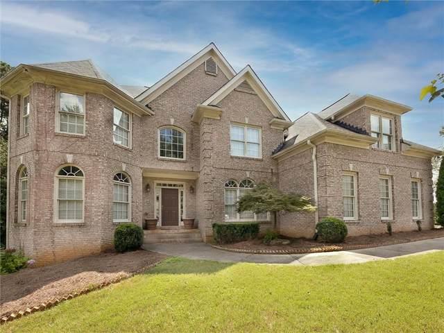 2554 Regency Estates Drive, Marietta, GA 30062 (MLS #6947332) :: The Kroupa Team | Berkshire Hathaway HomeServices Georgia Properties