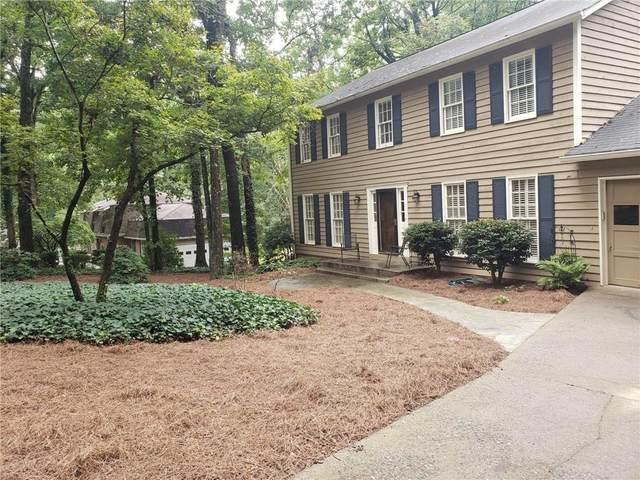 140 Honey Tree Lane, Roswell, GA 30076 (MLS #6947370) :: North Atlanta Home Team