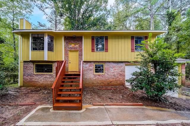 1847 Petite Lane, Lithonia, GA 30058 (MLS #6947375) :: RE/MAX Paramount Properties