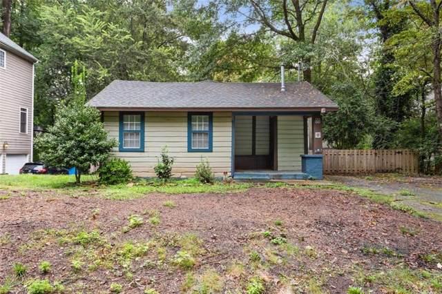 2221 Paul Avenue NW, Atlanta, GA 30318 (MLS #6947380) :: Atlanta Communities Real Estate Brokerage