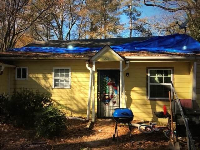 276 Fairburn Road NW, Atlanta, GA 30331 (MLS #6947393) :: North Atlanta Home Team