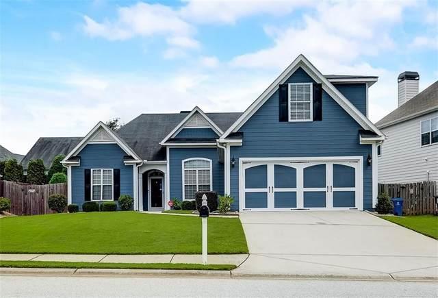 605 Blackburn Lane, Peachtree City, GA 30269 (MLS #6947412) :: RE/MAX Paramount Properties