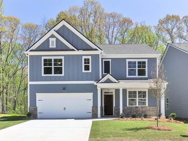 59 Creekbed Court, Dawsonville, GA 30534 (MLS #6947418) :: North Atlanta Home Team