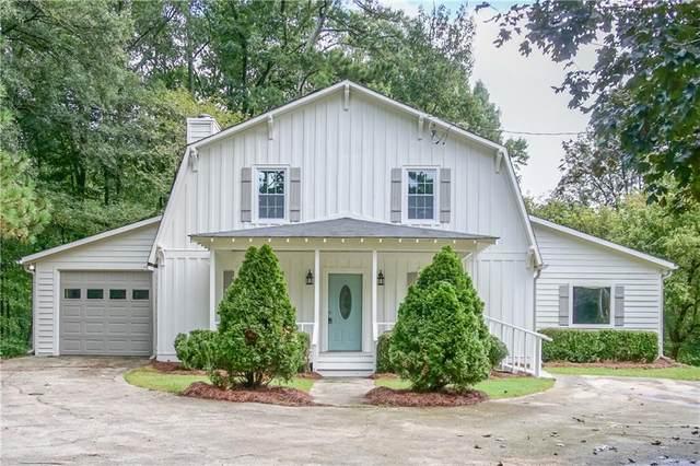 2542 Fairfield Drive SW, Marietta, GA 30064 (MLS #6947423) :: RE/MAX Paramount Properties