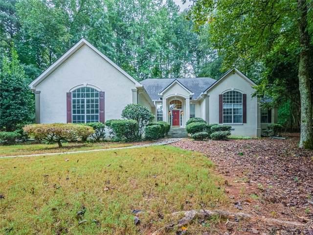 75 Springwater Crossing, Newnan, GA 30265 (MLS #6947425) :: Path & Post Real Estate