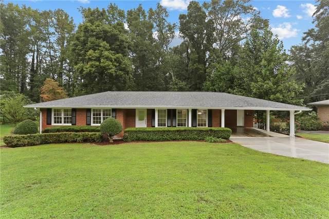 4845 Rosewood Drive SW, Lilburn, GA 30047 (MLS #6947433) :: RE/MAX Paramount Properties