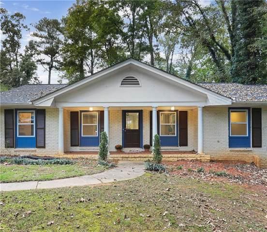5508 Hugh Howell Road, Stone Mountain, GA 30087 (MLS #6947462) :: HergGroup Atlanta