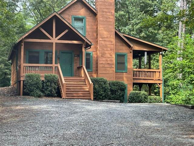 3529 Chimney Mountain Road, Sautee Nacoochee, GA 30571 (MLS #6947463) :: Path & Post Real Estate