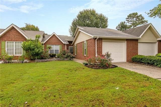 200 Monmouth Drive, Fayetteville, GA 30214 (MLS #6947464) :: North Atlanta Home Team