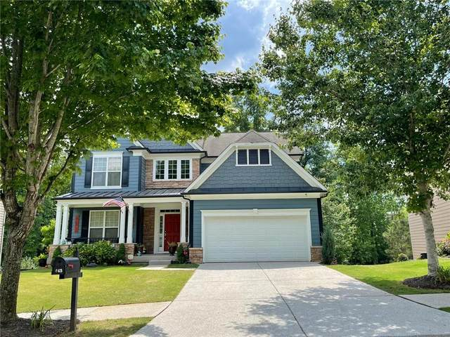 645 Lorimore Pass, Canton, GA 30115 (MLS #6947469) :: North Atlanta Home Team