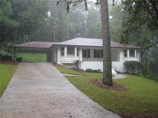 310 Knoll Woods Terrace, Roswell, GA 30075 (MLS #6947473) :: Good Living Real Estate
