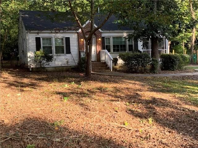 1350 Carter Road, Decatur, GA 30030 (MLS #6947478) :: North Atlanta Home Team