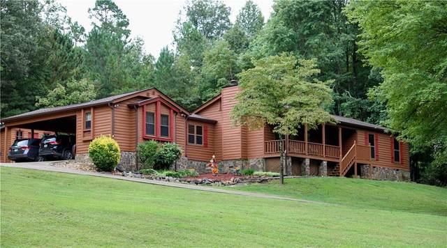 412 Armuchee Trail NE, Rome, GA 30165 (MLS #6947480) :: North Atlanta Home Team