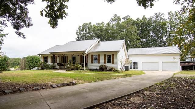 1075 Humphries Road NW, Conyers, GA 30012 (MLS #6947497) :: North Atlanta Home Team