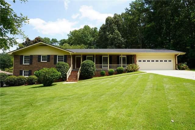 614 N Thomas Lane SE, Smyrna, GA 30082 (MLS #6947500) :: North Atlanta Home Team