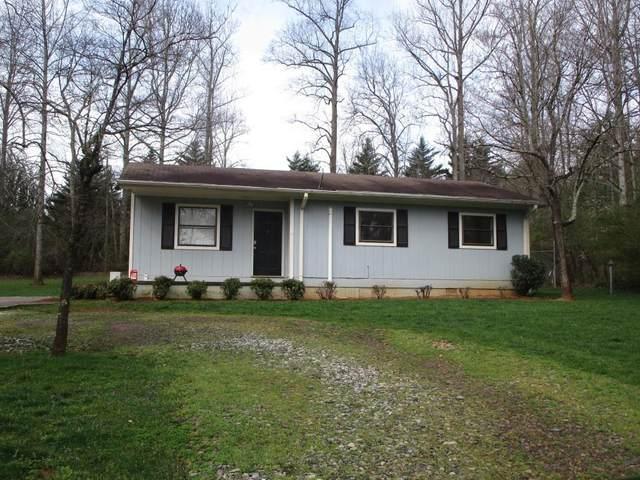452 Cain Bridge Road, Dahlonega, GA 30533 (MLS #6947508) :: Lantern Real Estate Group
