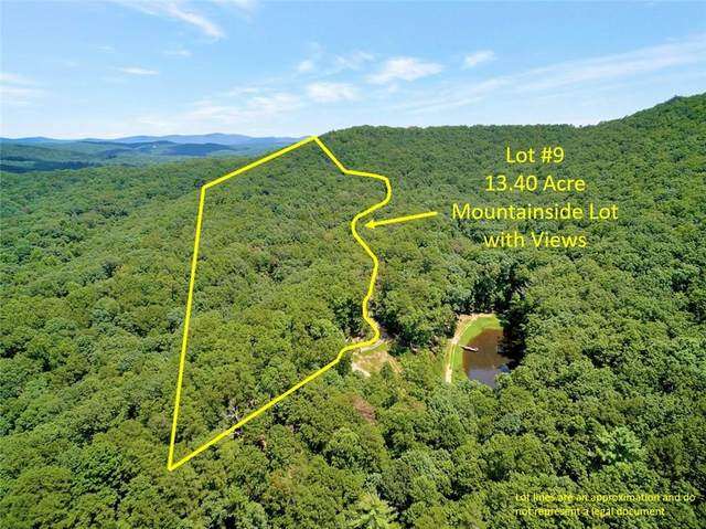 4480 Alec Mtn Road, Clarkesville, GA 30523 (MLS #6947512) :: Path & Post Real Estate