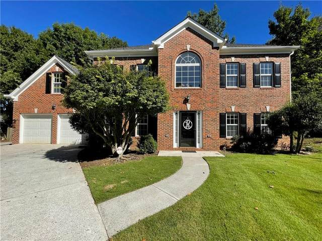 2931 Fontainebleau Drive, Dunwoody, GA 30360 (MLS #6947520) :: Thomas Ramon Realty