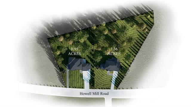3044 Howell Mill Road NW, Atlanta, GA 30327 (MLS #6947522) :: North Atlanta Home Team