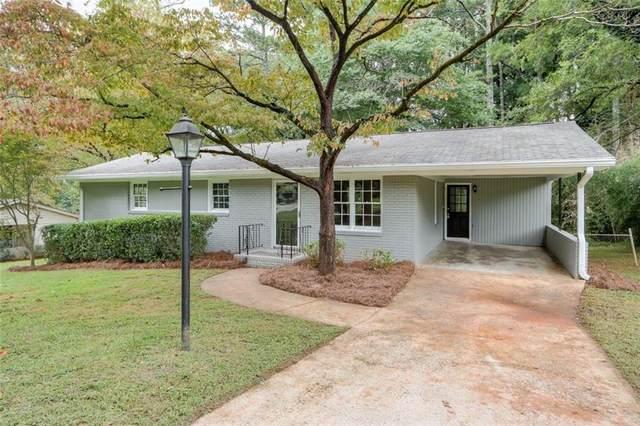 243 Hurt Drive SE, Smyrna, GA 30082 (MLS #6947524) :: North Atlanta Home Team