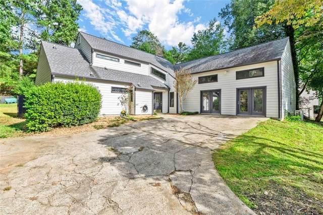 2194 Oakrill Court, Marietta, GA 30062 (MLS #6947525) :: The Kroupa Team | Berkshire Hathaway HomeServices Georgia Properties