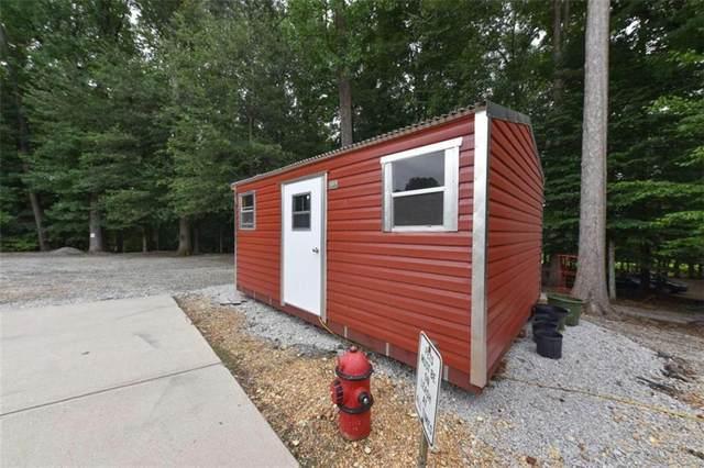 0 Rainwater Lane, Pendergrass, GA 30567 (MLS #6947546) :: Tonda Booker Real Estate Sales