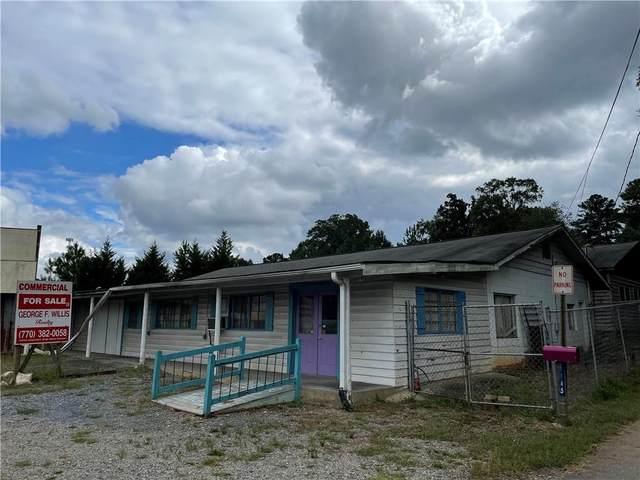 36 Evans Hightower Road SE, Cartersville, GA 30120 (MLS #6947548) :: The Hinsons - Mike Hinson & Harriet Hinson