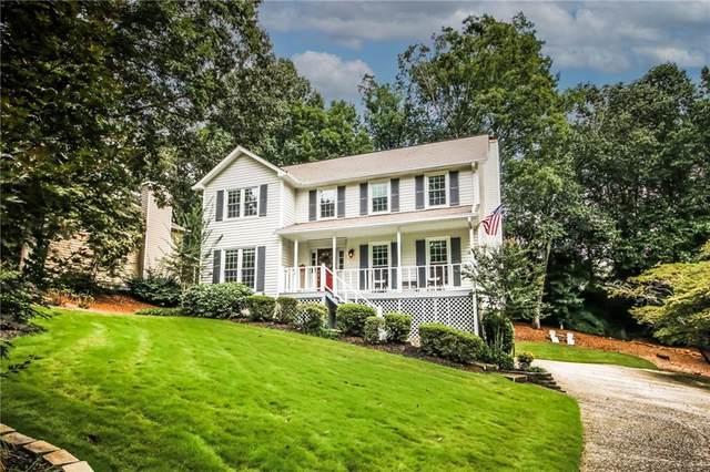 4162 Westchester Crossing NE, Roswell, GA 30075 (MLS #6947562) :: The Kroupa Team | Berkshire Hathaway HomeServices Georgia Properties