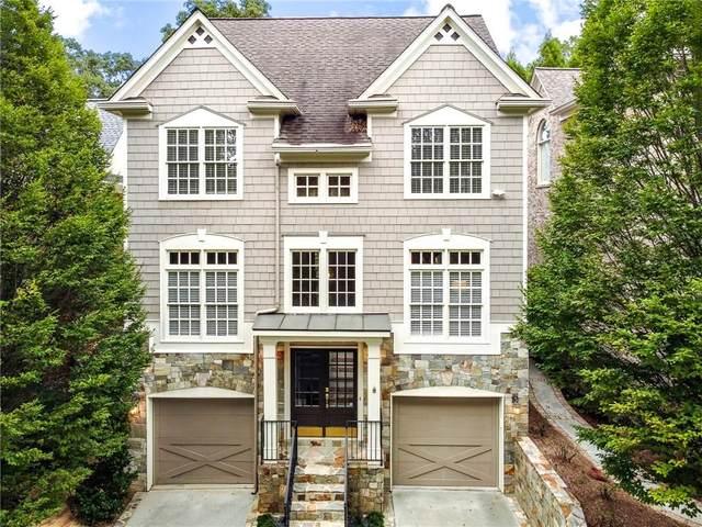 1161 Sheridan Road NE #2, Atlanta, GA 30324 (MLS #6947579) :: Tonda Booker Real Estate Sales