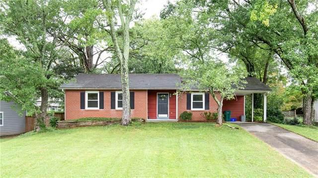 1873 Lochlomand Lane SE, Smyrna, GA 30080 (MLS #6947595) :: Kennesaw Life Real Estate