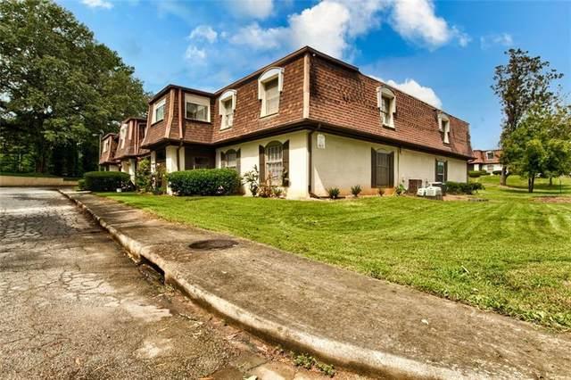 189 Rue Fontaine #189, Lithonia, GA 30038 (MLS #6947599) :: Atlanta Communities Real Estate Brokerage